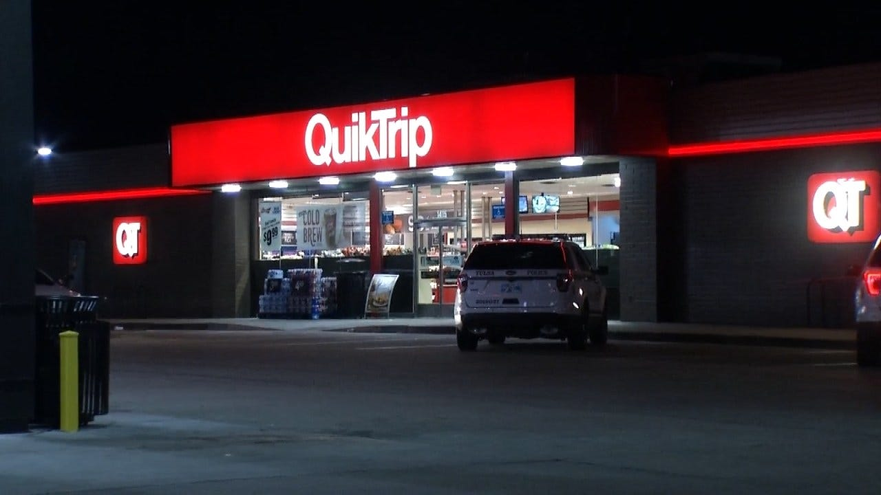 Police: Suspect Orders Dog To Attack QuikTrip Security Guard