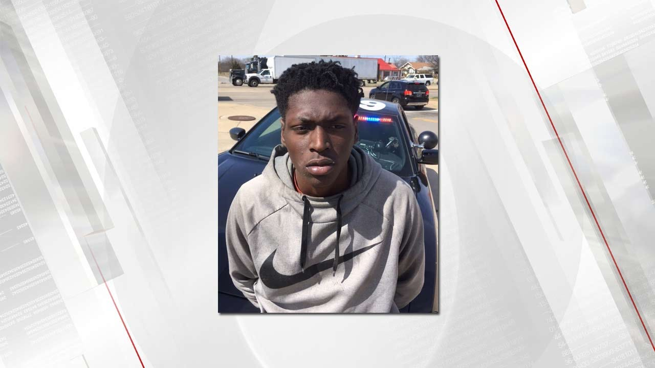 Okmulgee Police Search For Man Connected To Shooting