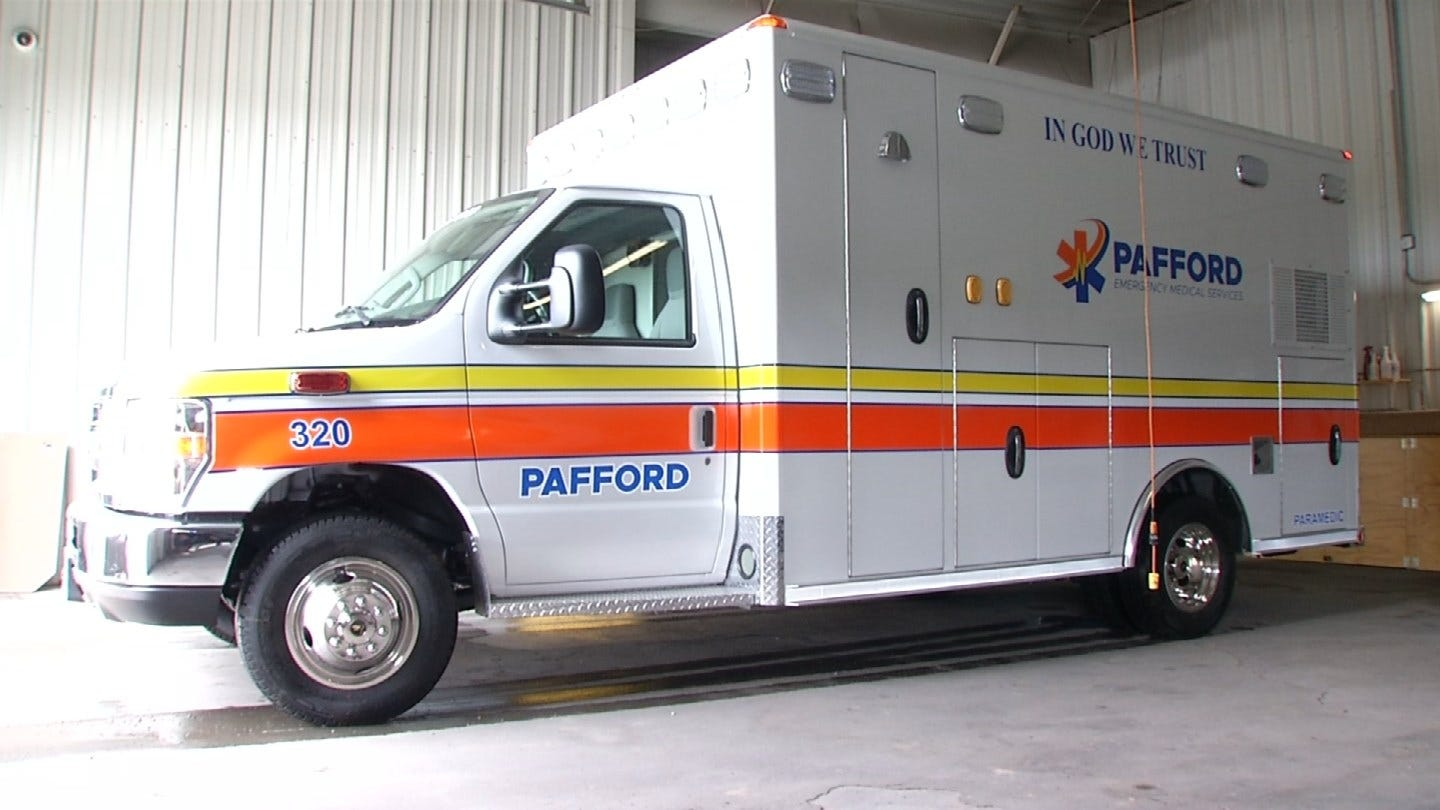 Rogers County EMS Gets Needed Upgrade