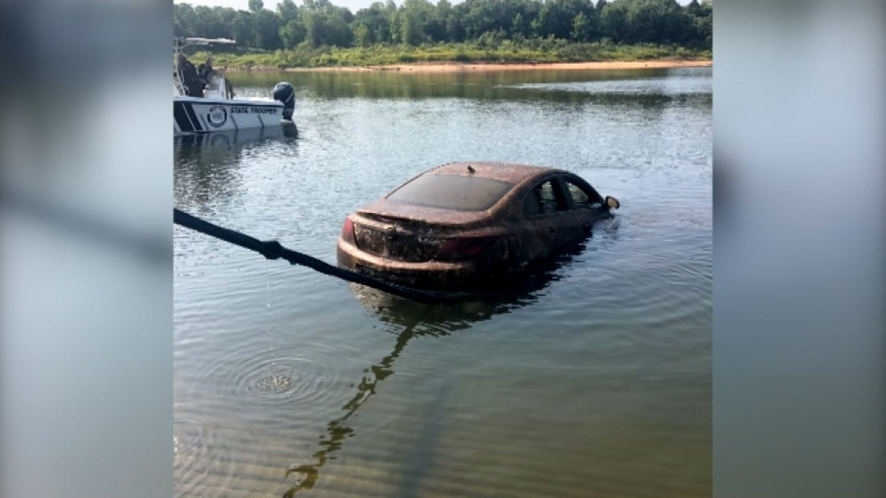 Second Buick Pulled From Keystone Lake