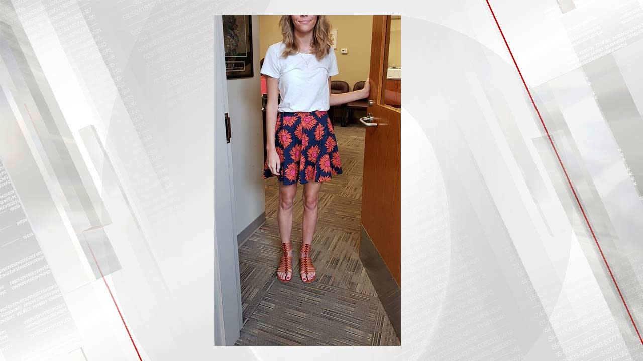 Skiatook Student Threatened With Suspension Over Skirt Length