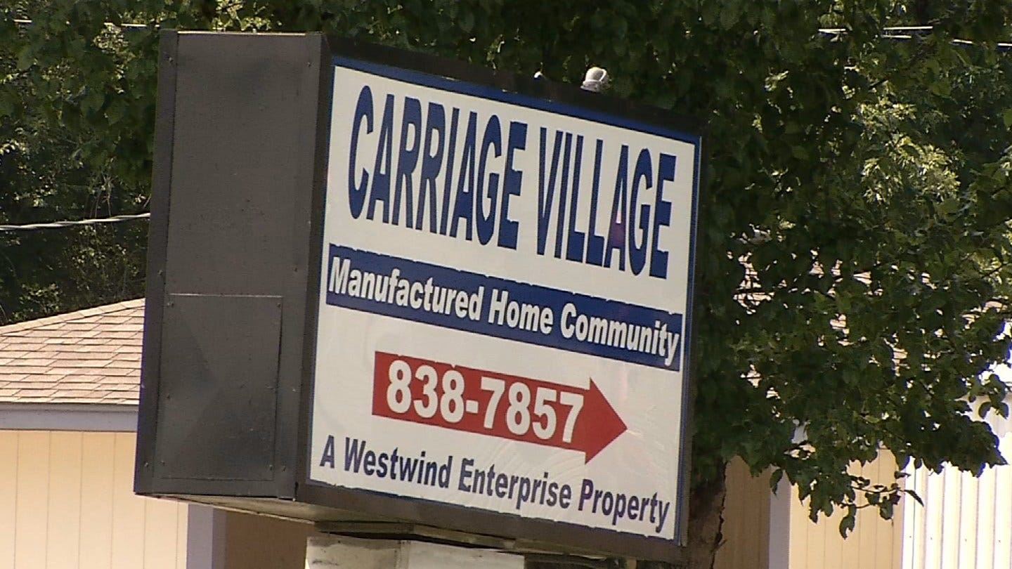 Tulsa Neighborhood On Edge After Armed Home Invasion And Robbery