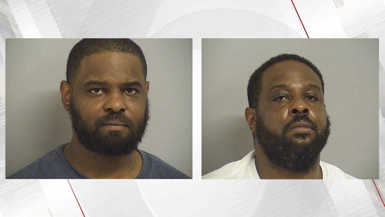 Twins Arrested For Home Invasion And Robbery In Tulsa