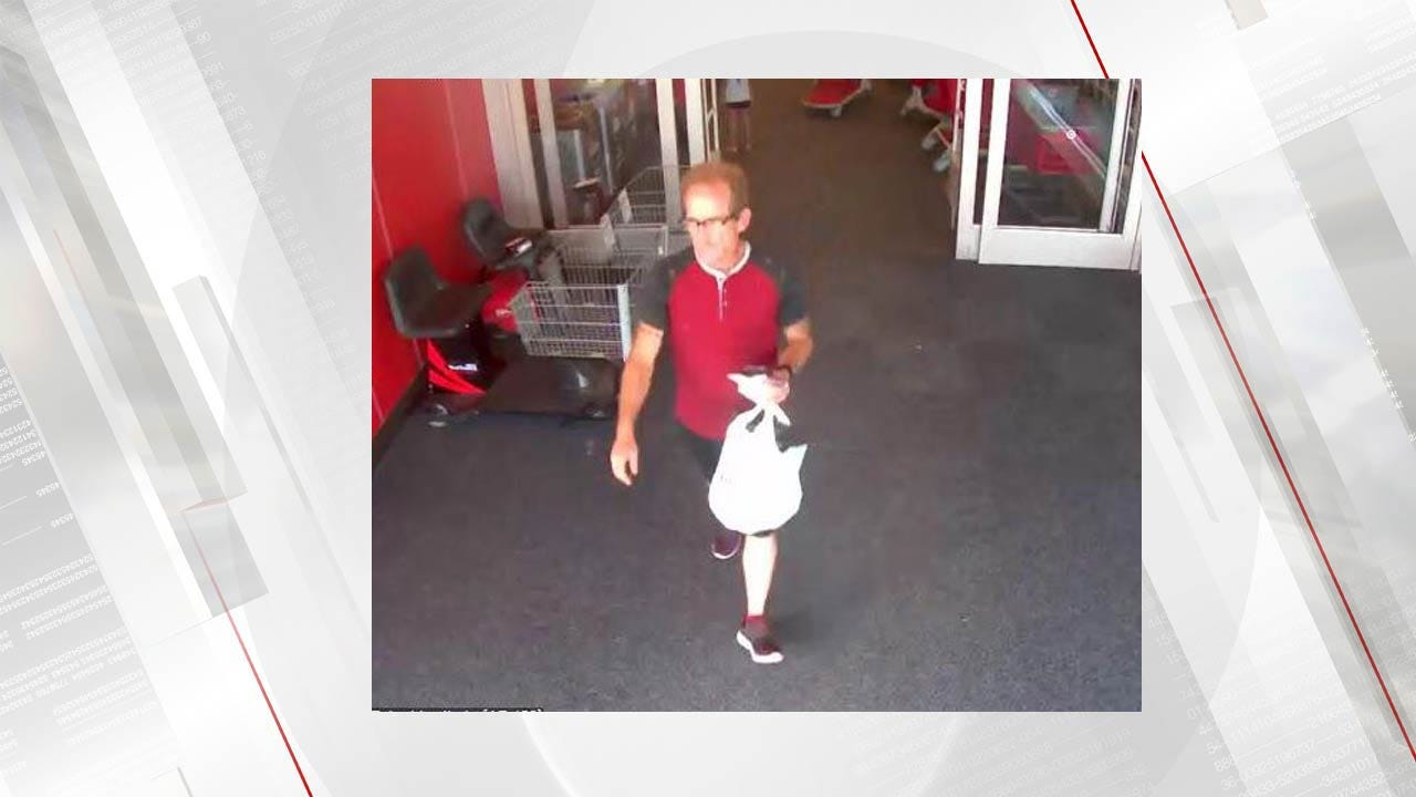 Broken Arrow Police Looking For Credit Card Thief