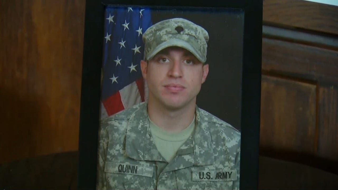 Family, Friends Remember Giving Heart Of OK Veteran Laid To Rest