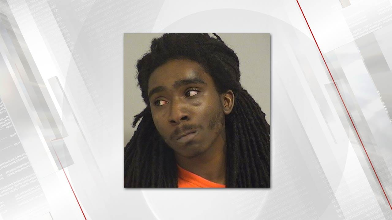 Police Arrest Tulsa Man After He Allegedly Hit Motorcyclist