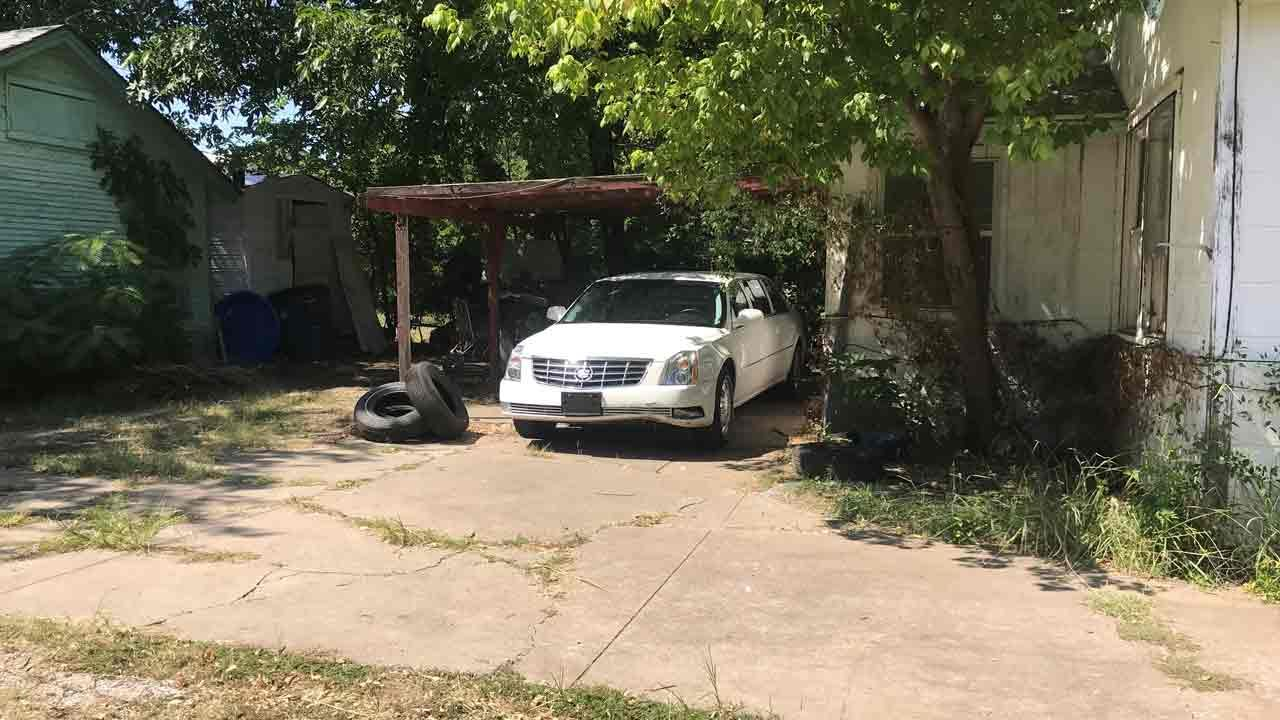 TPD: Stolen Limo Recovered