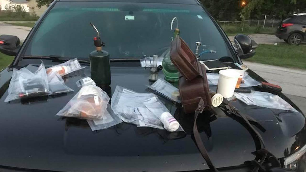 Sperry Man Arrested After Police Find Homemade Explosives During Drug Bust