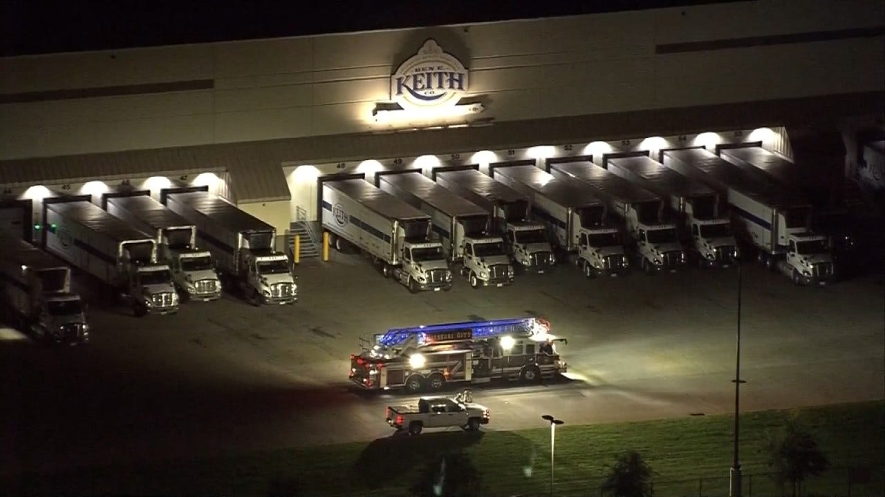 Two Dead At Houston-Area Food Warehouse, Police Say