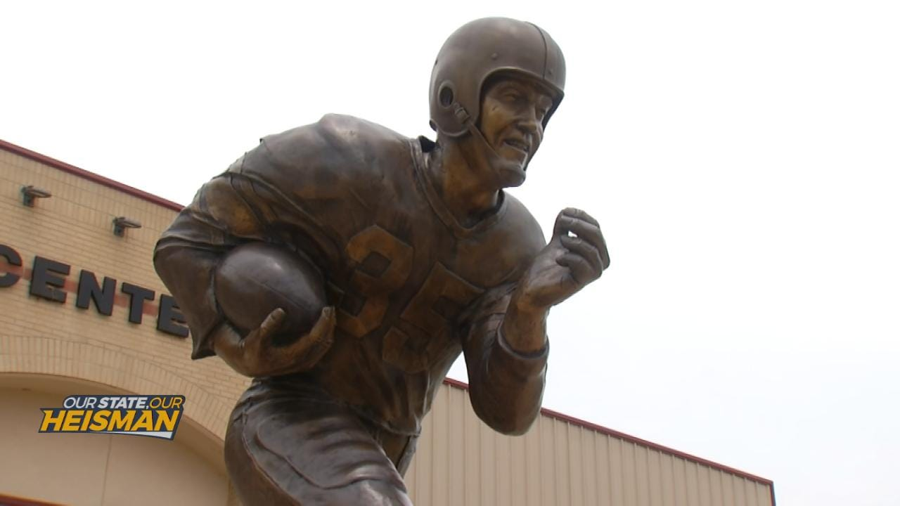 Billy Vessels, The Sooner Who Started Oklahoma's Heisman Tradition