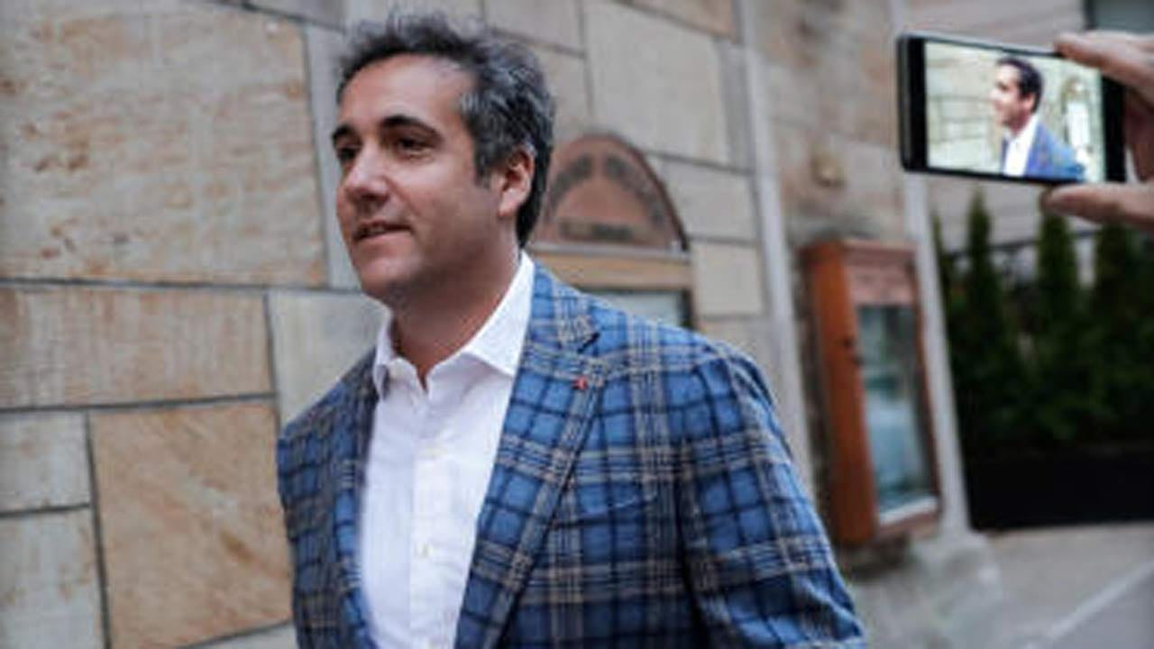 Ex-Trump Attorney Michael Cohen Pleads Guilty To 8 Counts