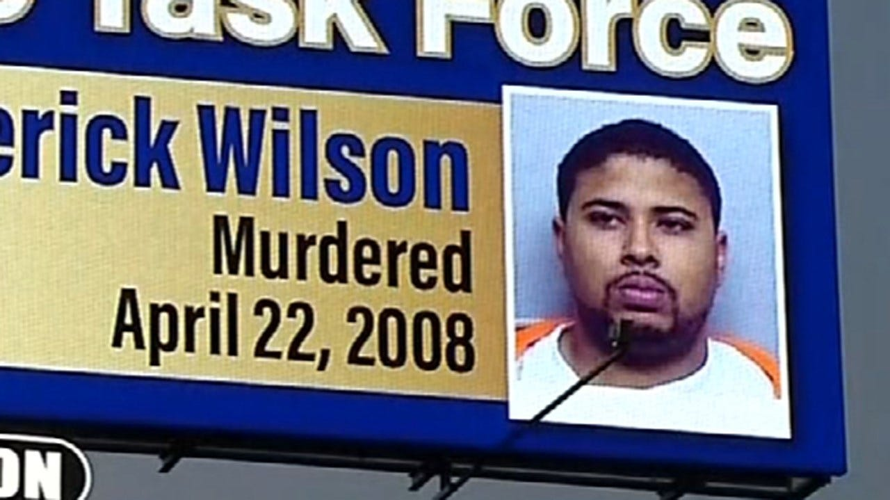Task Force Hopes Billboards Will Help Solve Tulsa County Cold Cases