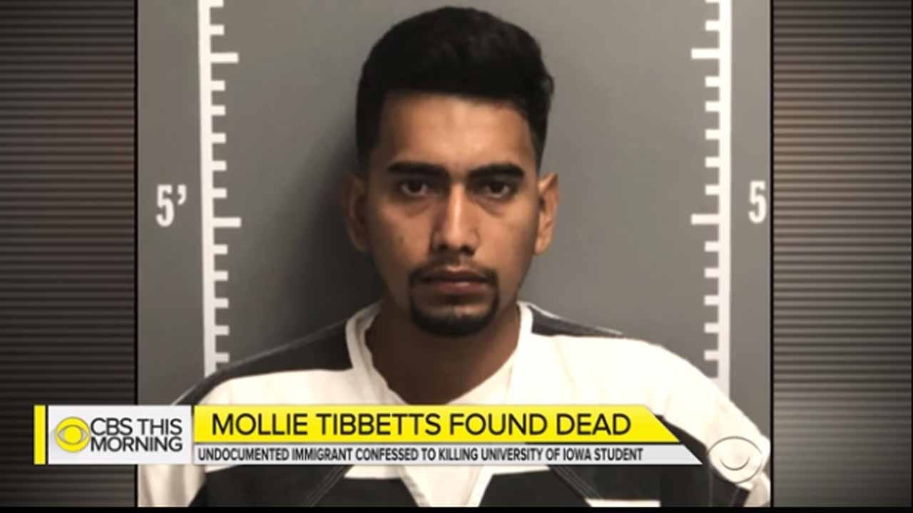 Man Charged In Mollie Tibbetts' Death In Court Wednesday