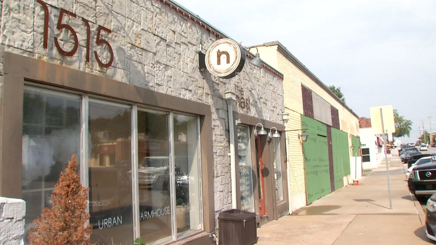 New Development Planned For Cherry Street, If Re-Zoning Is Approved