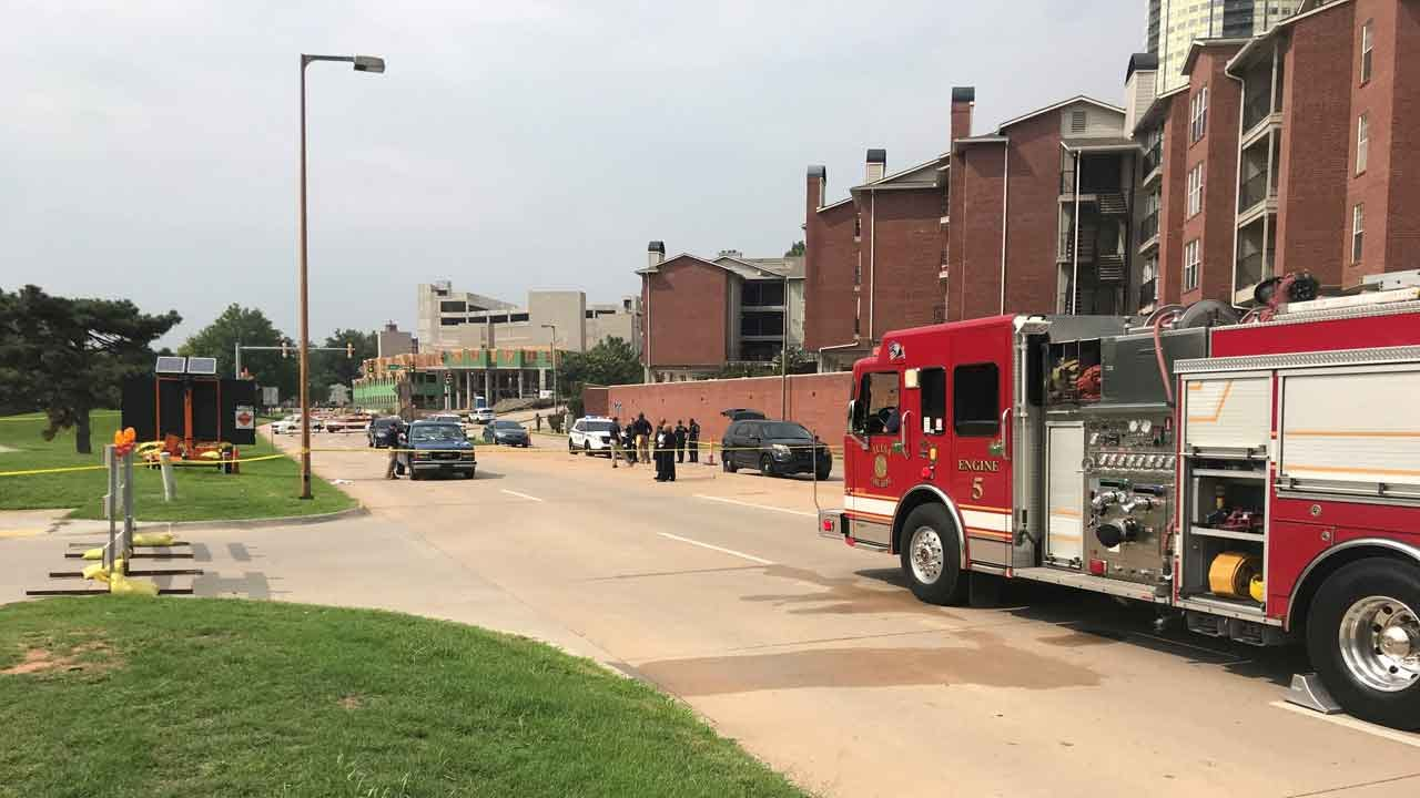 One Taken To Hospital In Critical Condition After Tulsa Shooting