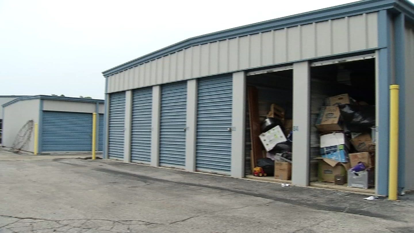 Thief Breaks Into Nearly 20 Claremore Storage Units