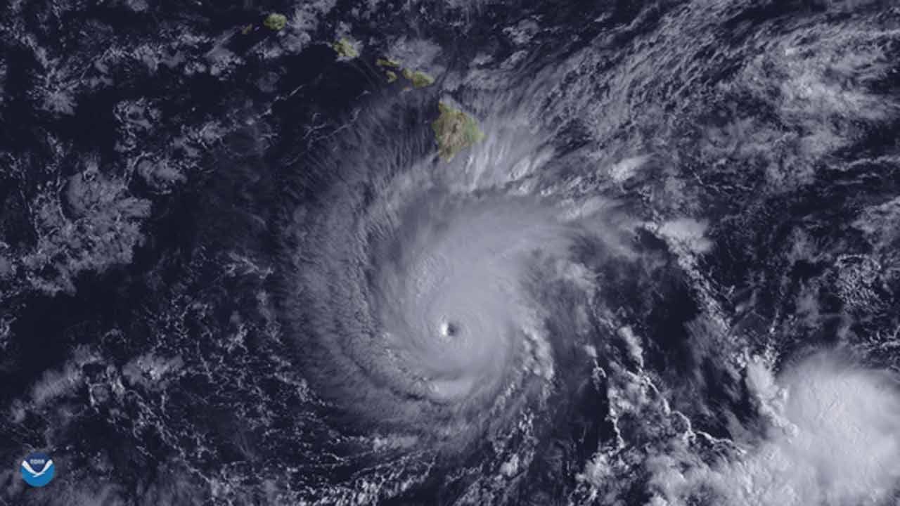Hurricane Lane: Category 4 Storm Targets Hawaii