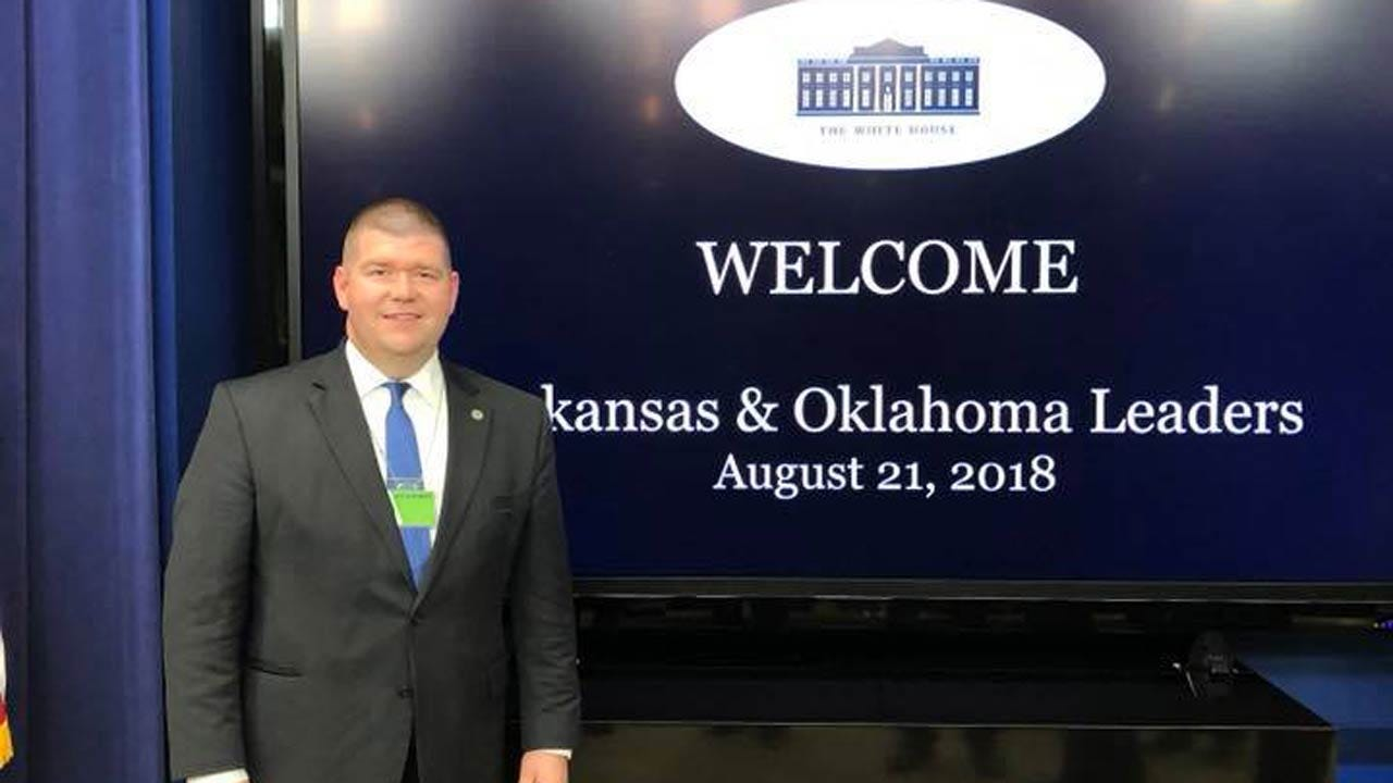 Oklahoma Leaders Meet With White House Officials