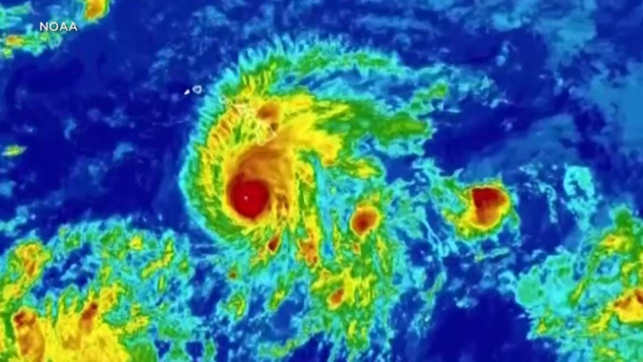 Hurricane Lane: Powerful Category 3 Storm Inches Closer To Hawaii