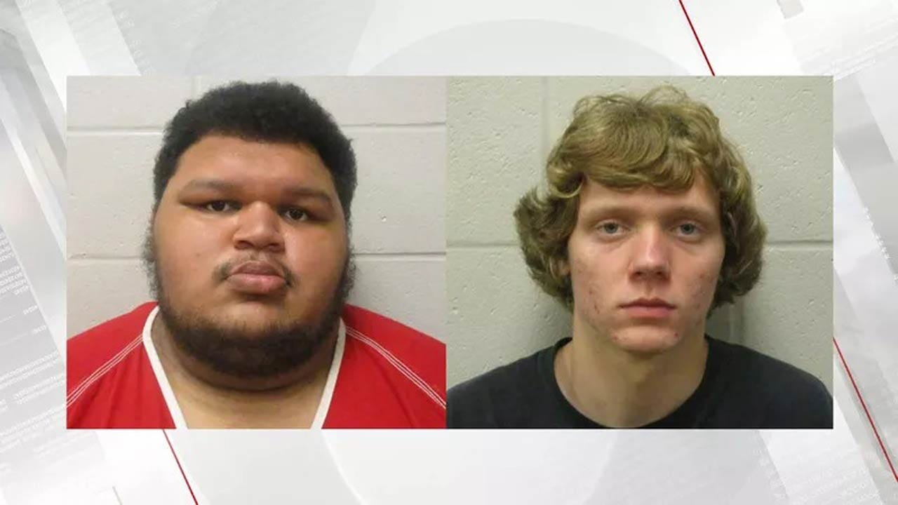Three Men Charged With Murder In Bartlesville Man's Shooting Death