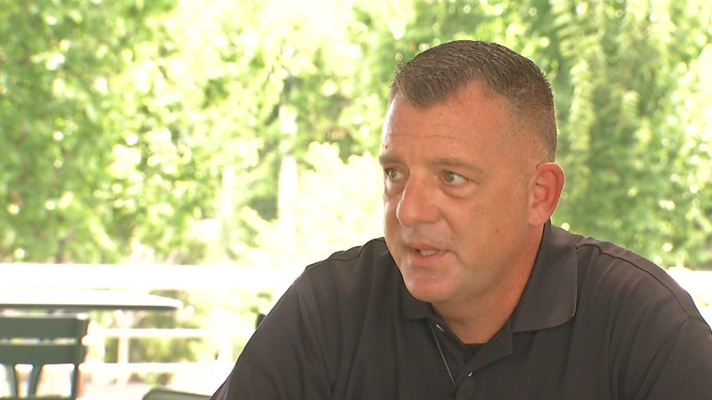 TPD Sergeant Wounded During QuikTrip Shooting Returns To Duty