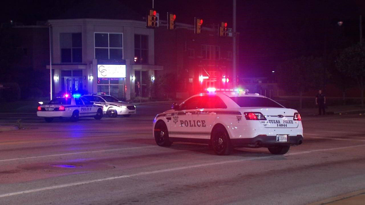 Tulsa Police Find Teenager Shot After Stopping Speeding Car