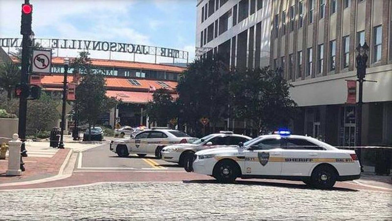 Multiple Dead In Mass Shooting In Jacksonville, Florida