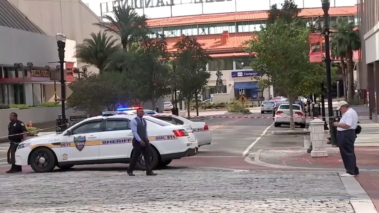 3 Dead, Including Gunman At Jacksonville, Florida Gaming Tourney