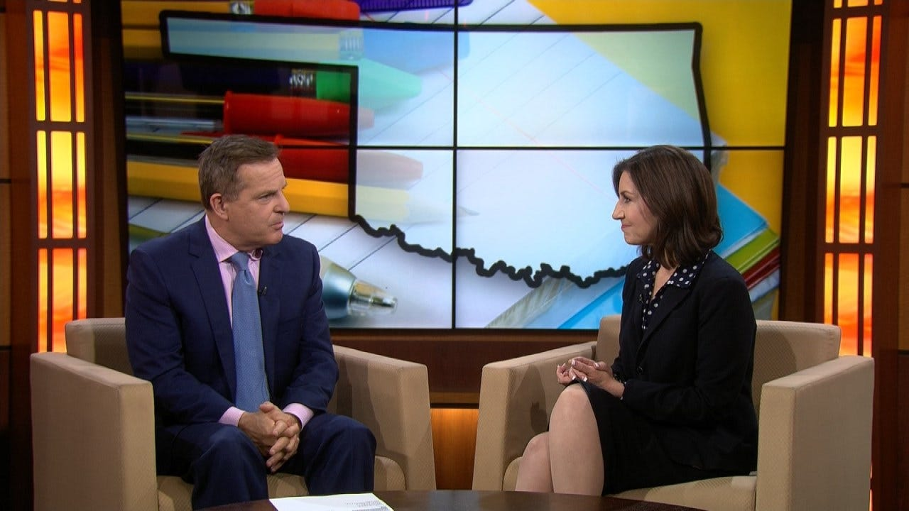 Chat With State School Superintendent Joy Hofmeister On 6 In The Morning