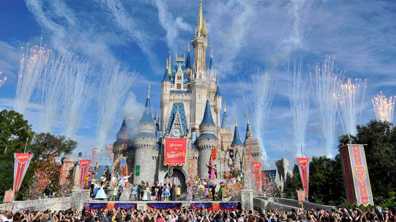 Disney Outlines Reopening Plan For Its 4 Florida Theme parks