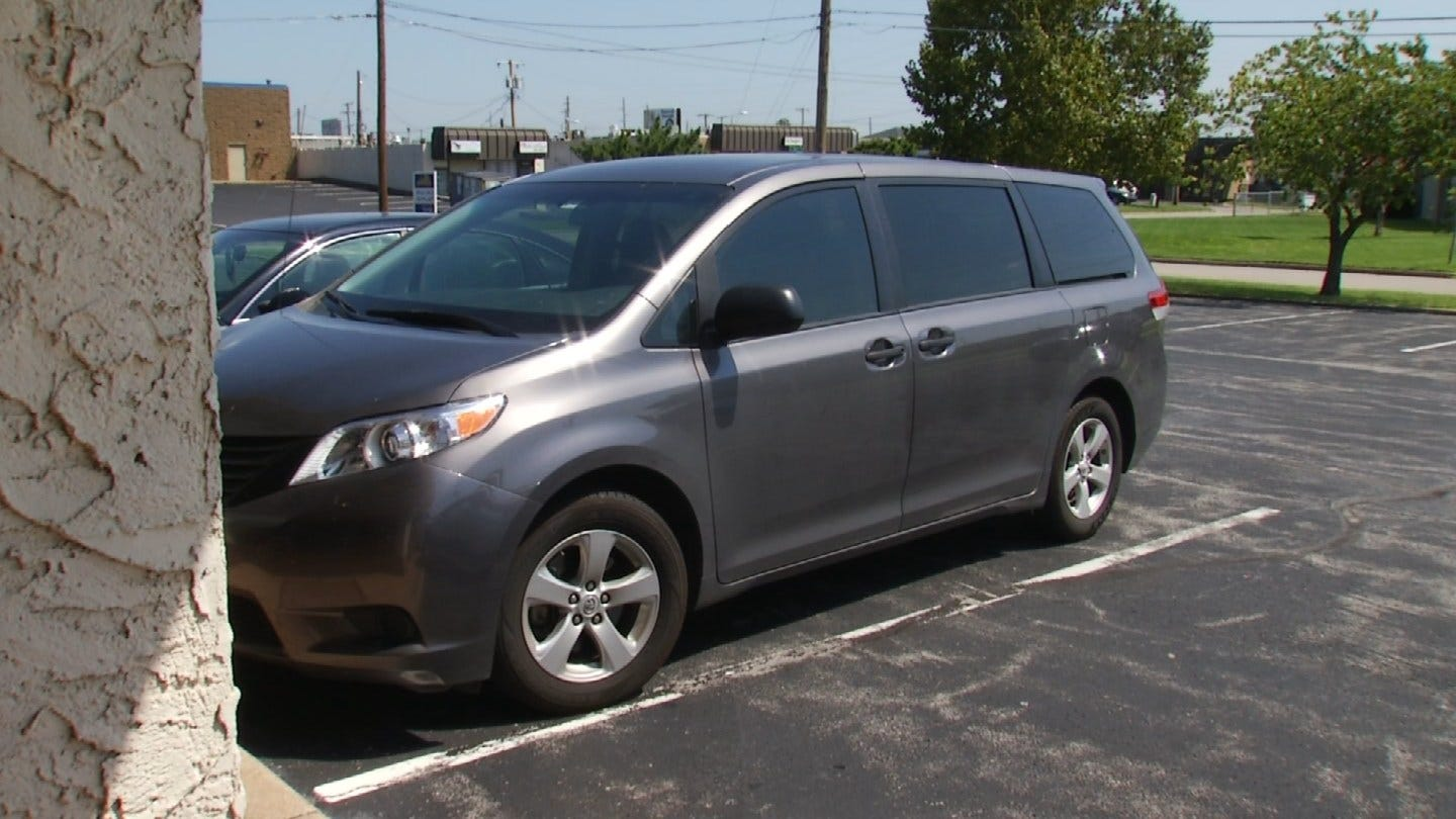 Thieves Steal From Tulsa Church's Van Used To Help The Homeless