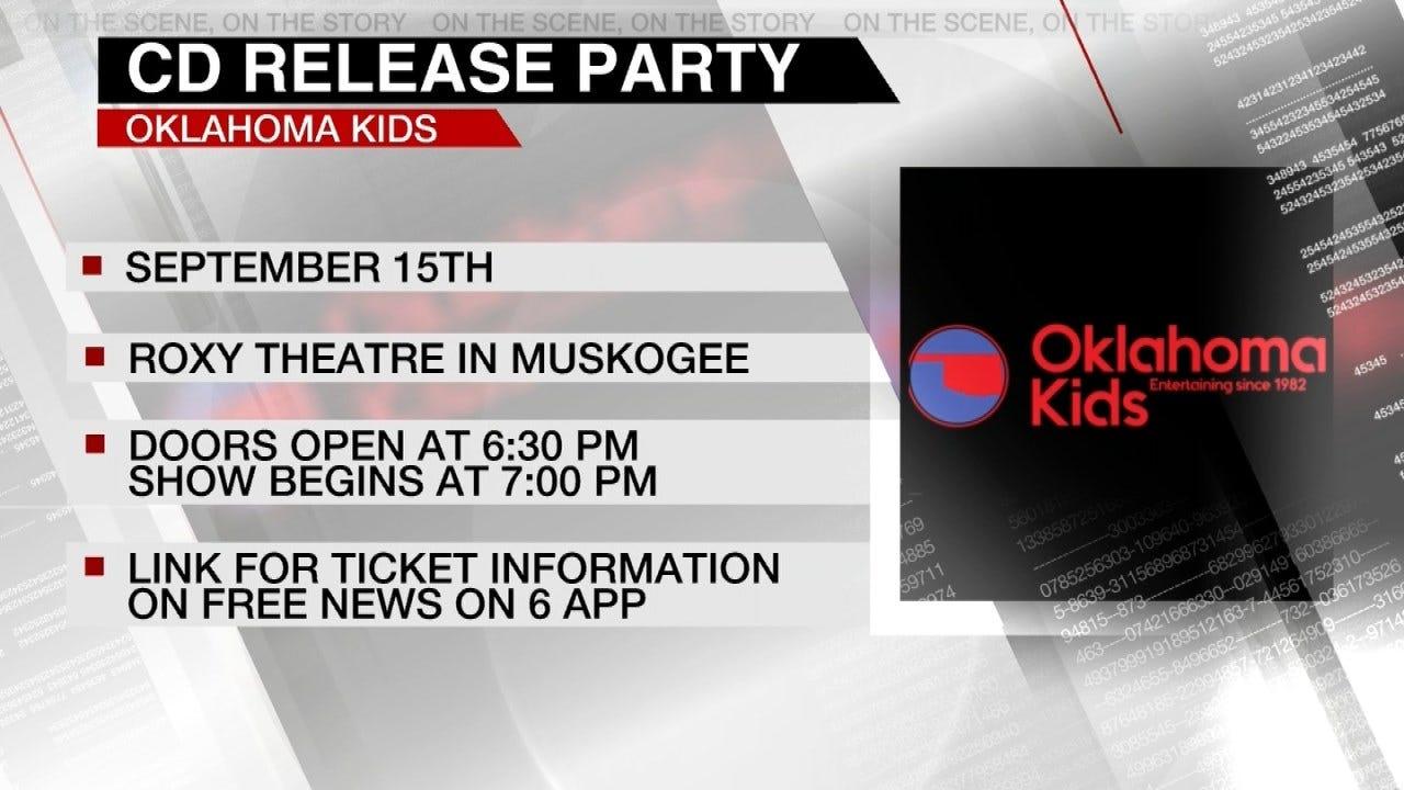 Ava Johnson & 'Oklahoma Kids' Perform On 6 In The Morning