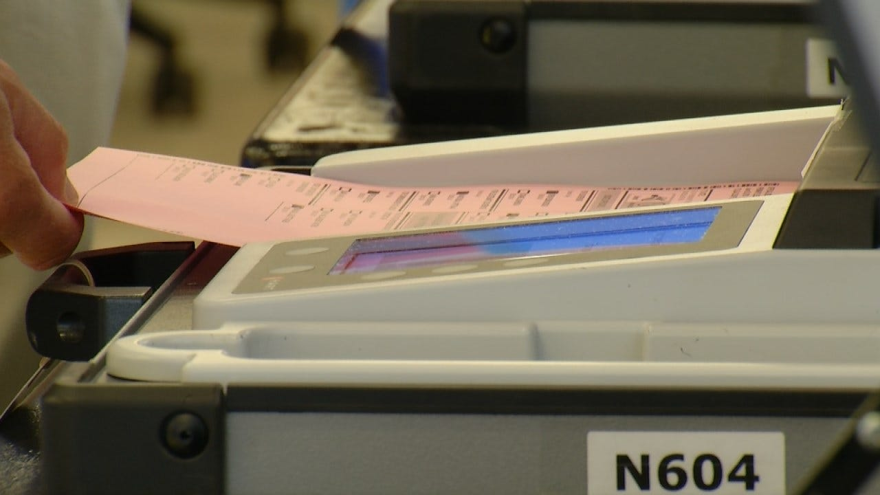 State Officials Address Security Ahead Of Tuesday's Runoff Election