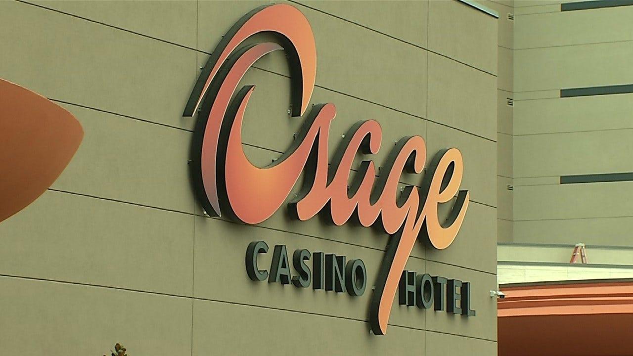 Tulsa's Osage Hotel And Casino Opens Doors Wednesday