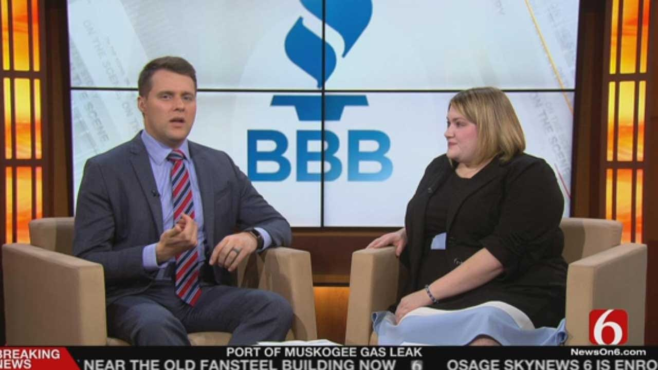 Get Tips For Avoid Charity Scams With Tulsa Better Business Bureau