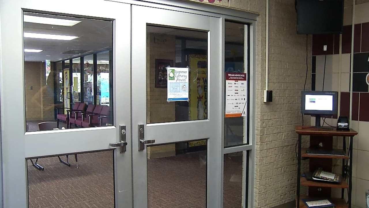 Jenks Schools Installs New Security Measures