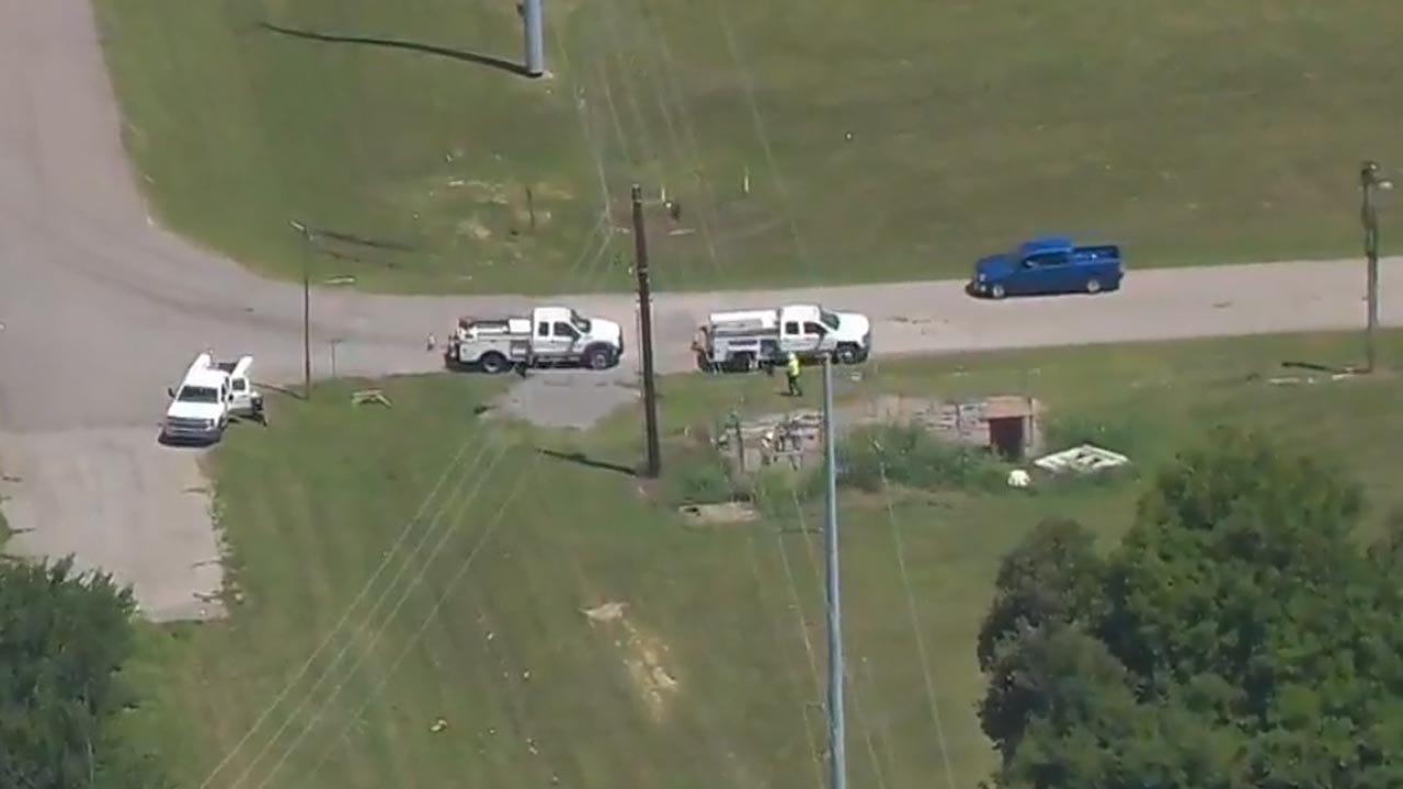 Natural Gas Leak Prompts Evacuations In Muskogee