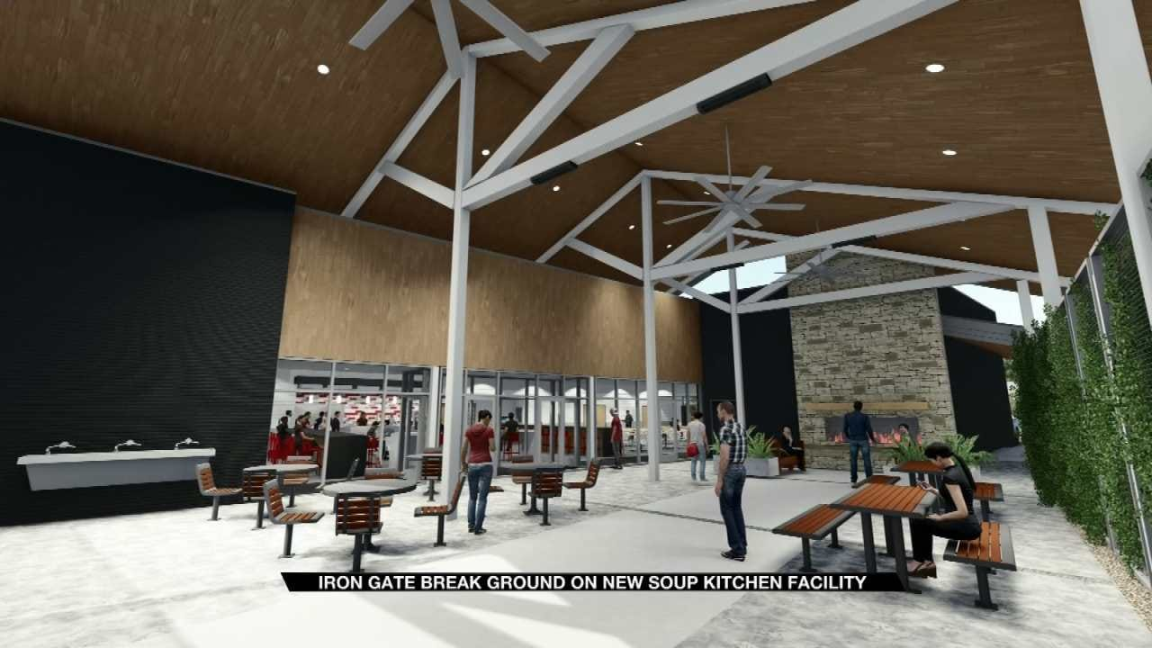 New Downtown Iron Gate Facility To Be Bigger And Better