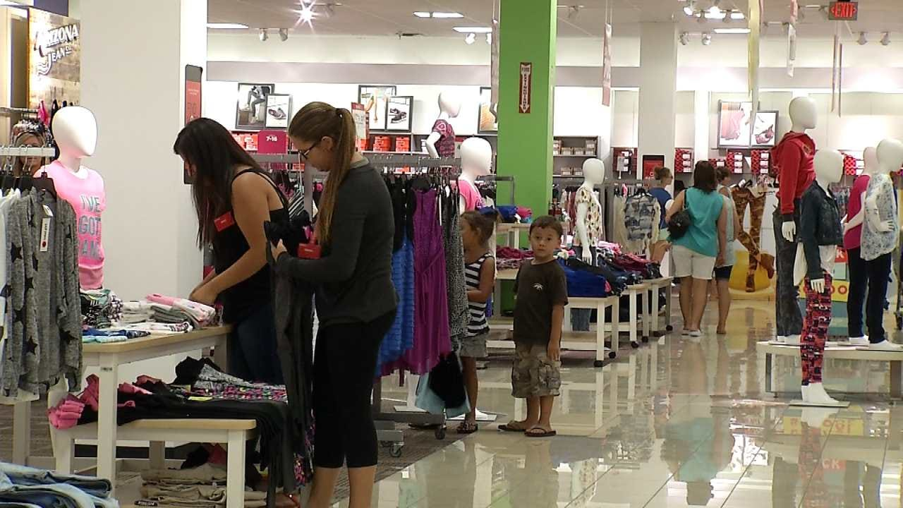 Oklahoma's Sales Tax Holiday Underway This Weekend