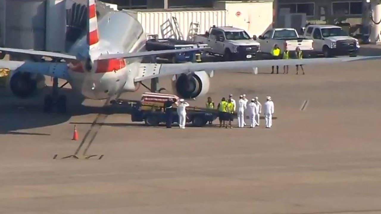 Remains Of WWII Sailor Killed At Pearl Harbor Returned To Oklahoma