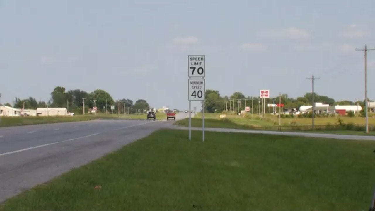 Siloam Springs Police ID Man Found Dead Near Highway 412