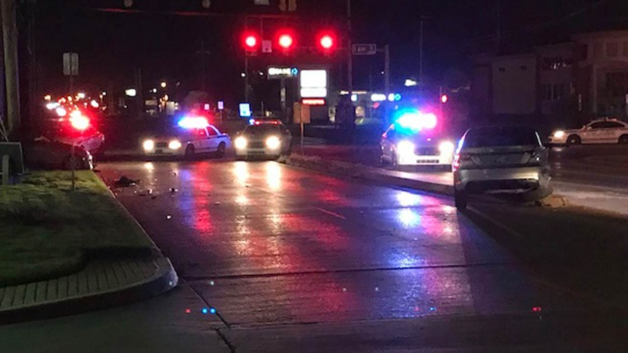 Three Juveniles Arrested After Tulsa Chase