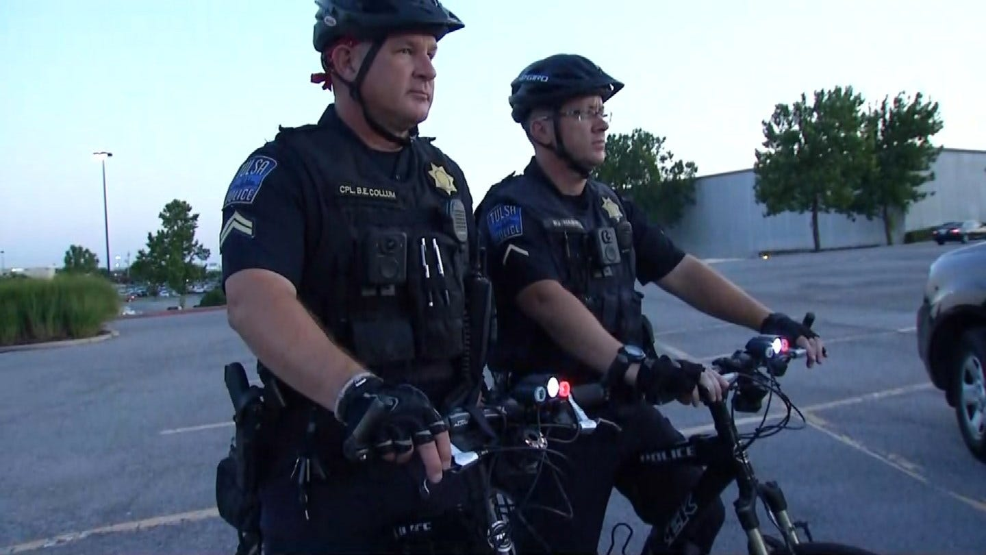 TPD Stepping Up Patrols For Tax-Free Weekend