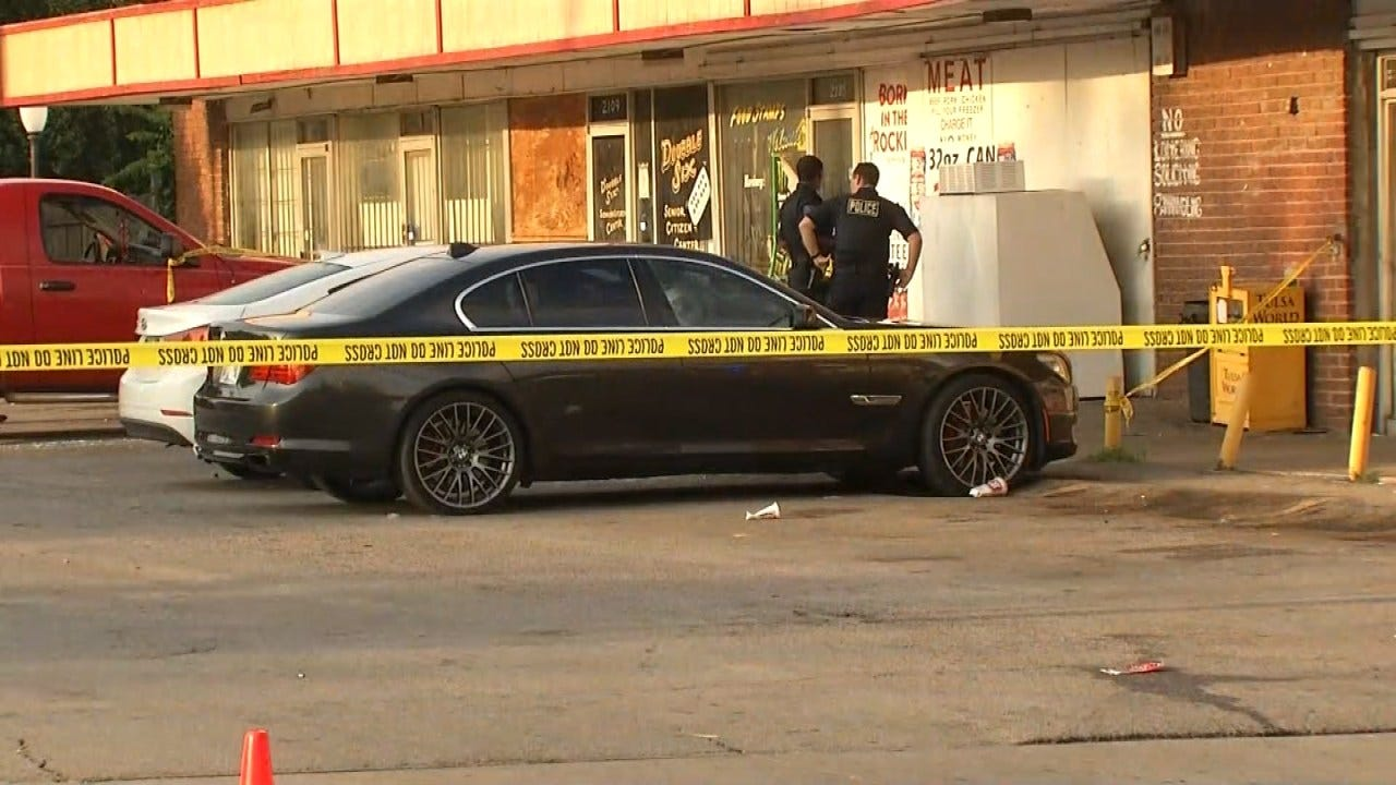 Police Look For Shooter In Tulsa's Latest Homicide