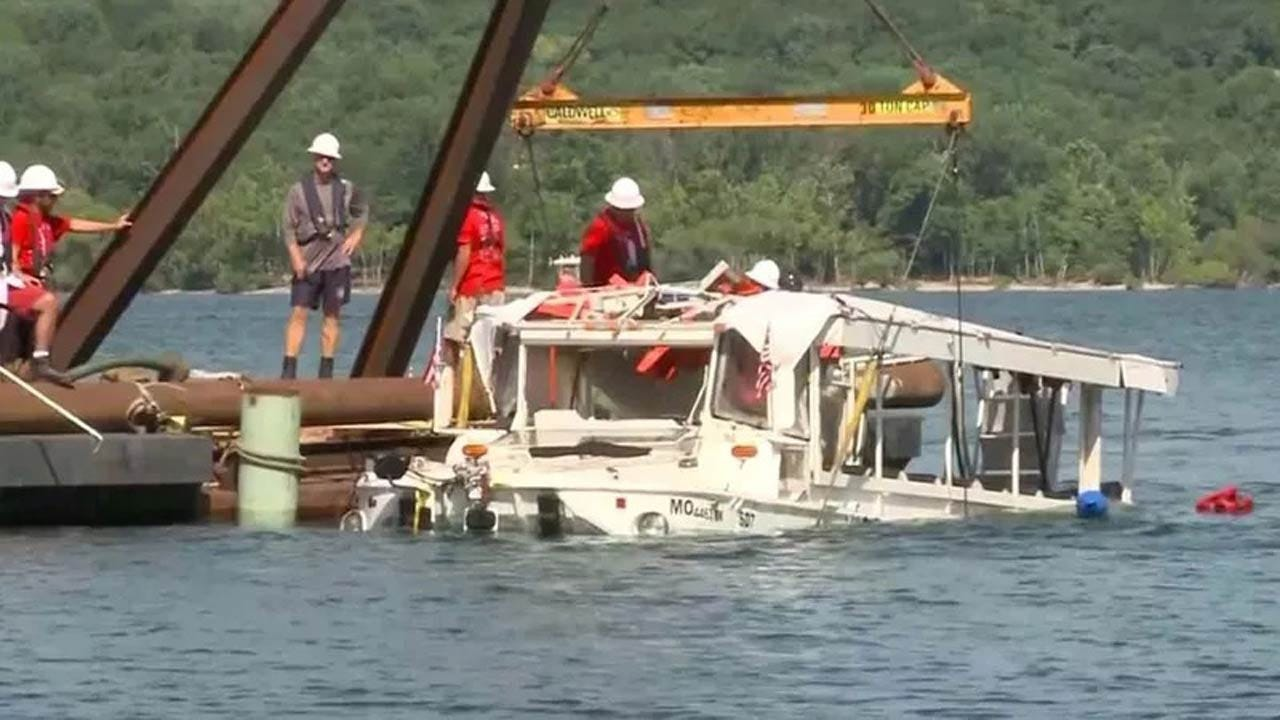 Prosecutors Say Possible Negligence In Branson Duck Boat Sinking