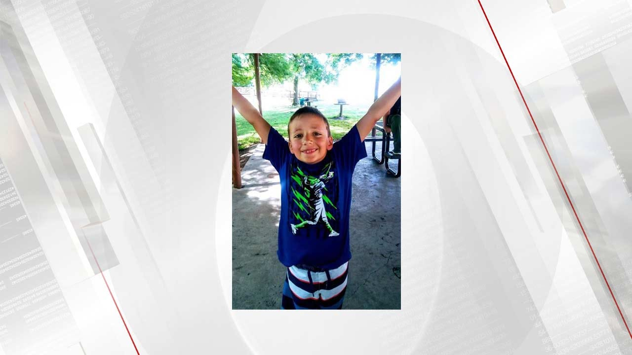 Missing Child Found By Tulsa Police