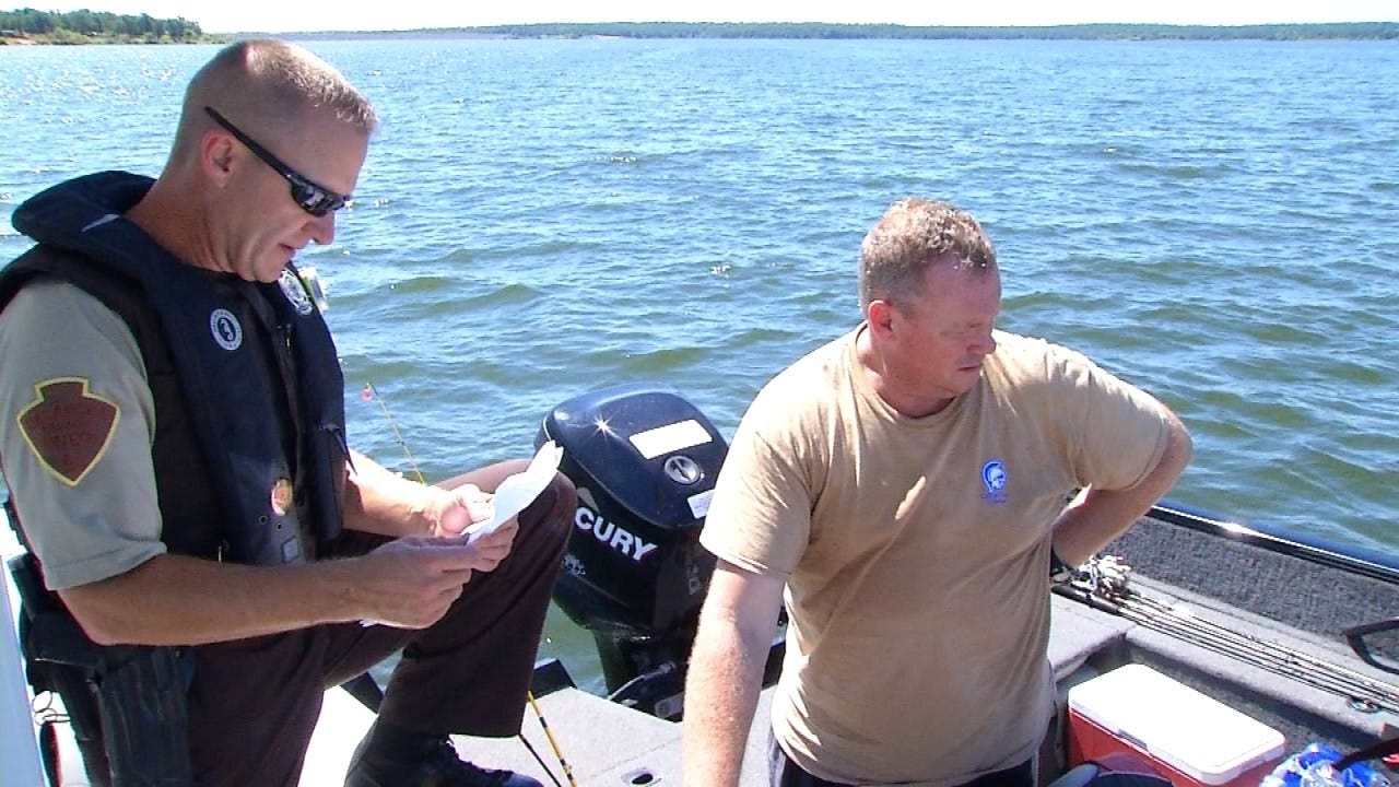 OHP Stressing Safety On State's Lakes This Holiday Weekend