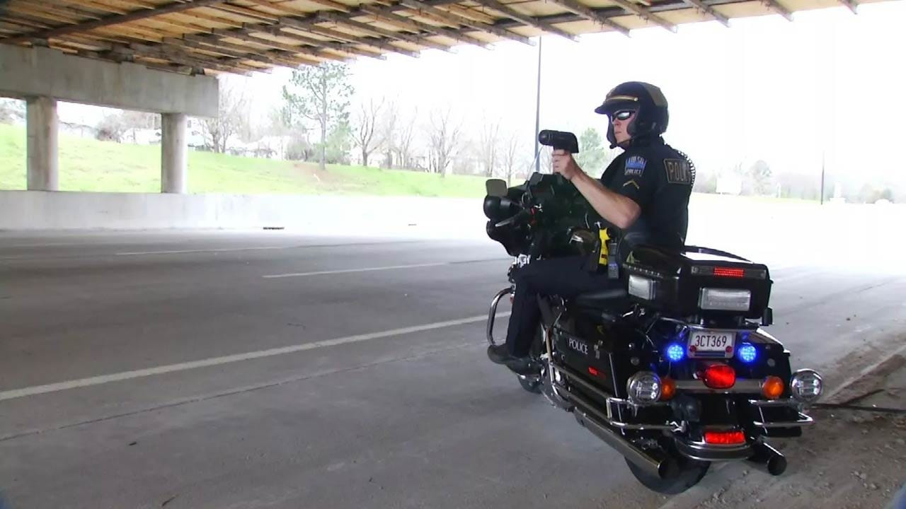 Police Stepping Up Traffic Enforcement In Tulsa School Zones