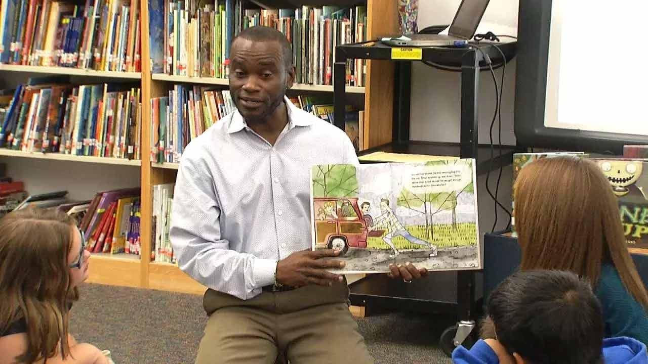 Tulsa County Kids Meet Gathering Place Reading Challenge