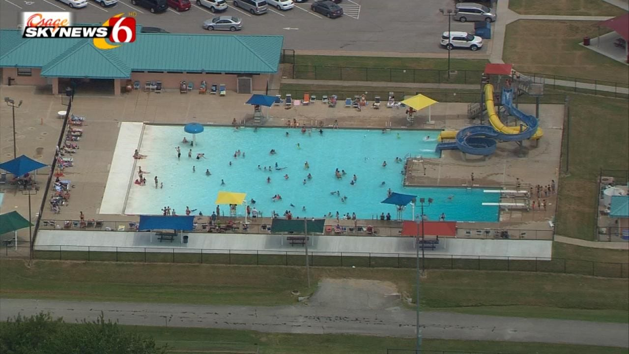 Swimming Season At Broken Arrow Public Pools Coming To An End
